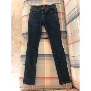 Joe's Jeans mid rise skinny ankle 24